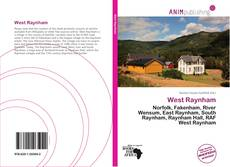 Bookcover of West Raynham
