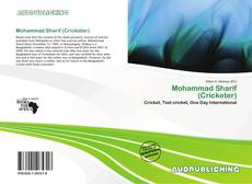 Bookcover of Mohammad Sharif (Cricketer)