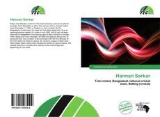 Portada del libro de Hannan Sarkar