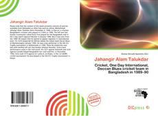 Bookcover of Jahangir Alam Talukdar