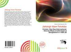 Copertina di Jahangir Alam Talukdar