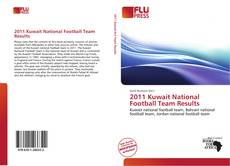 Couverture de 2011 Kuwait National Football Team Results
