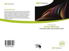 Bookcover of Golam Mortaza