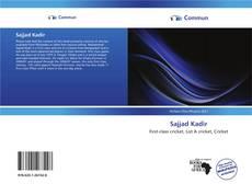 Bookcover of Sajjad Kadir