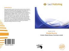 Arafat Sunny kitap kapağı