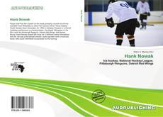 Hank Nowak kitap kapağı