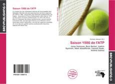Saison 1986 de l'ATP的封面