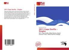 2011 Copa Sevilla – Singles的封面