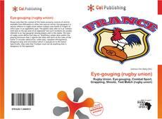 Eye-gouging (rugby union) kitap kapağı