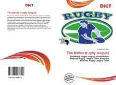 Couverture de The Ashes (rugby league)