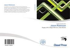 Buchcover von Jason Robinson