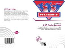 Couverture de USA Rugby League