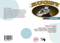 Bookcover of Super League