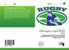 Обложка 1960 Rugby League World Cup