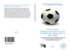 Обложка Championnat d'Europe de Football des Moins de 19 Ans 2009