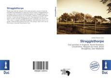 Обложка Stragglethorpe