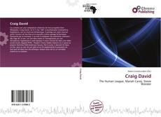 Bookcover of Craig David