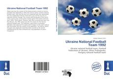 Ukraine National Football Team 1992的封面
