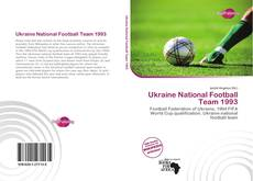 Ukraine National Football Team 1993 kitap kapağı