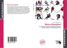Обложка Blaine Stoughton