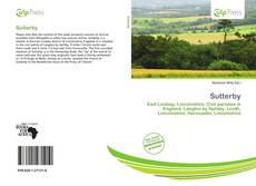 Bookcover of Sutterby