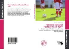 Ukraine National Football Team 1997 kitap kapağı