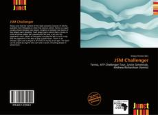 Copertina di JSM Challenger