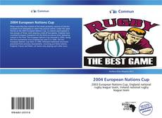 Bookcover of 2004 European Nations Cup