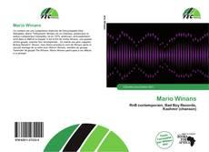Capa do livro de Mario Winans