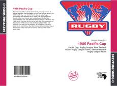Bookcover of 1986 Pacific Cup
