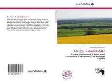 Portada del libro de Tetley, Lincolnshire