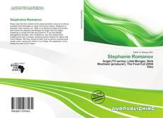 Stephanie Romanov kitap kapağı