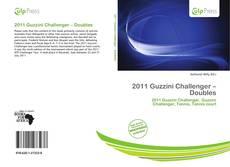 Bookcover of 2011 Guzzini Challenger – Doubles