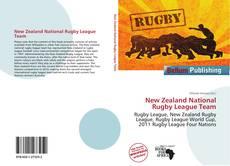 Capa do livro de New Zealand National Rugby League Team