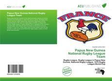 Copertina di Papua New Guinea National Rugby League Team