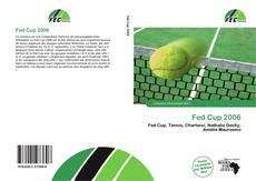 Copertina di Fed Cup 2006