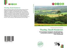 Bookcover of Thurlby, South Kesteven
