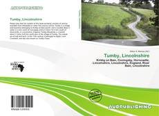 Portada del libro de Tumby, Lincolnshire