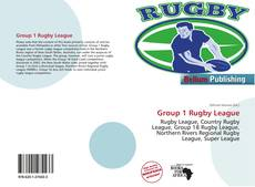 Portada del libro de Group 1 Rugby League