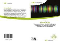 Bookcover of Renato Cajá