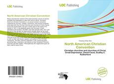 North American Christian Convention的封面