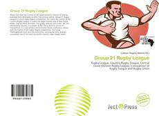 Copertina di Group 21 Rugby League