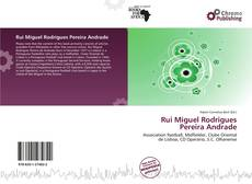 Copertina di Rui Miguel Rodrigues Pereira Andrade