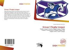 Обложка Group 3 Rugby League
