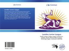 Bookcover of London Junior League