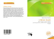L'Wren Scott的封面