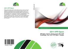 Buchcover von 2011 IPP Open