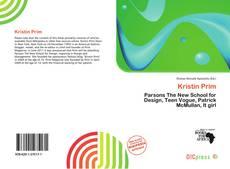 Bookcover of Kristin Prim