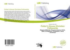 Potter's House Christian Fellowship的封面