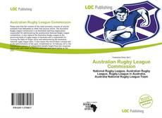 Обложка Australian Rugby League Commission